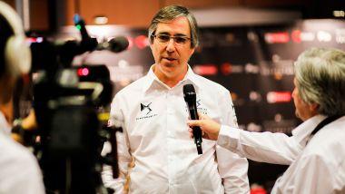 Formula E 2019-2020, il team principal Ds Techeetah Mark Preston
