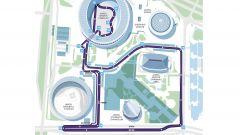 Formula E 2019-2020, la mappa del nuovo circuito di Seul