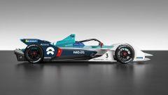 Formula E 2019-2020, la nuova NIO 333 FE-005 di Ma Qinghua e Oliver Turvey