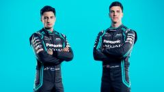 Formula E 2019-2020, Mitch Evans e James Calado (Jaguar Racing)