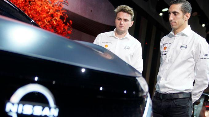 Formula E 2019-2020, Oliver Rowland e Sebastien Buemi (Nissan e.Dams)