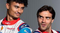 Formula E 2019-2020: Pascal Wehrlein e Jerome D'Ambrosio (Mahindra Racing)