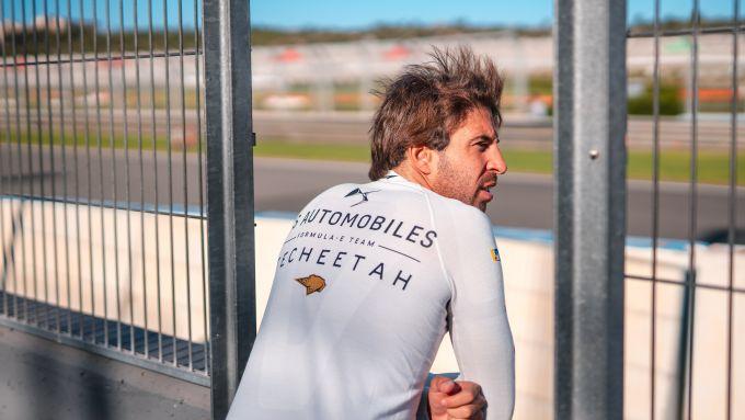 Formula E 2019-2020, test Valencia Day-1 pomeriggio: Antonio Felix Da Costa (Ds Techeetah)