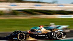 Formula E 2019-2020, test Valencia Day-1 pomeriggio: Jean-Eric Vergne (Ds Techeetah)