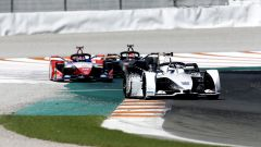 Formula E 2019-2020, test Valencia Day-2 pomeriggio: Edoardo Mortara (Venturi Racing)