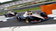 Formula E 2019-2020, test Valencia Day-3: Antonio Felix Da Costa e Jean-Eric Vergne (Ds Techeetah)