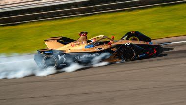 Formula E 2019-2020, test Valencia Day-3: Jean-Eric Vergne (DS Techeetah)