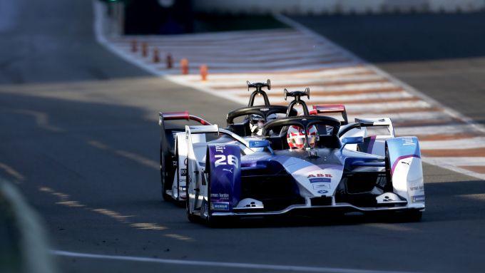 Formula E 2019-2020, test Valencia Day-3: Maximilian Gunther (Bmw i Andretti Motorsport)