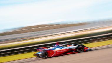 Formula E 2019-2020, test Valencia Day-3: Pascal Wehrlein (Mahindra Racing)