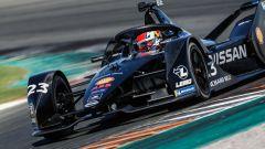 Formula E 2019-2020, test Valencia Day-3: Sebastien Buemi (Nissan e.Dams) vince la mini-gara