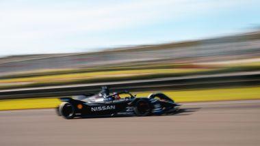 Formula E 2019-2020, test Valencia Day-3: Sebastien Buemi (Nissan e.Dams)