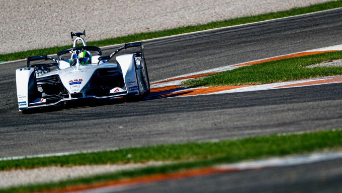 Formula E 2019-2020, test Valencia: Felipe Massa con la sua nuova Venturi Racing