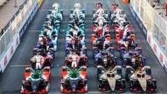 Formula E 2019-2020, tutte le monoposto partecipanti alla season 6 sulla griglia di Ad Diriyah