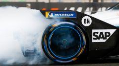 Formula E 2019-2020, una Mercedes nei test di Valencia