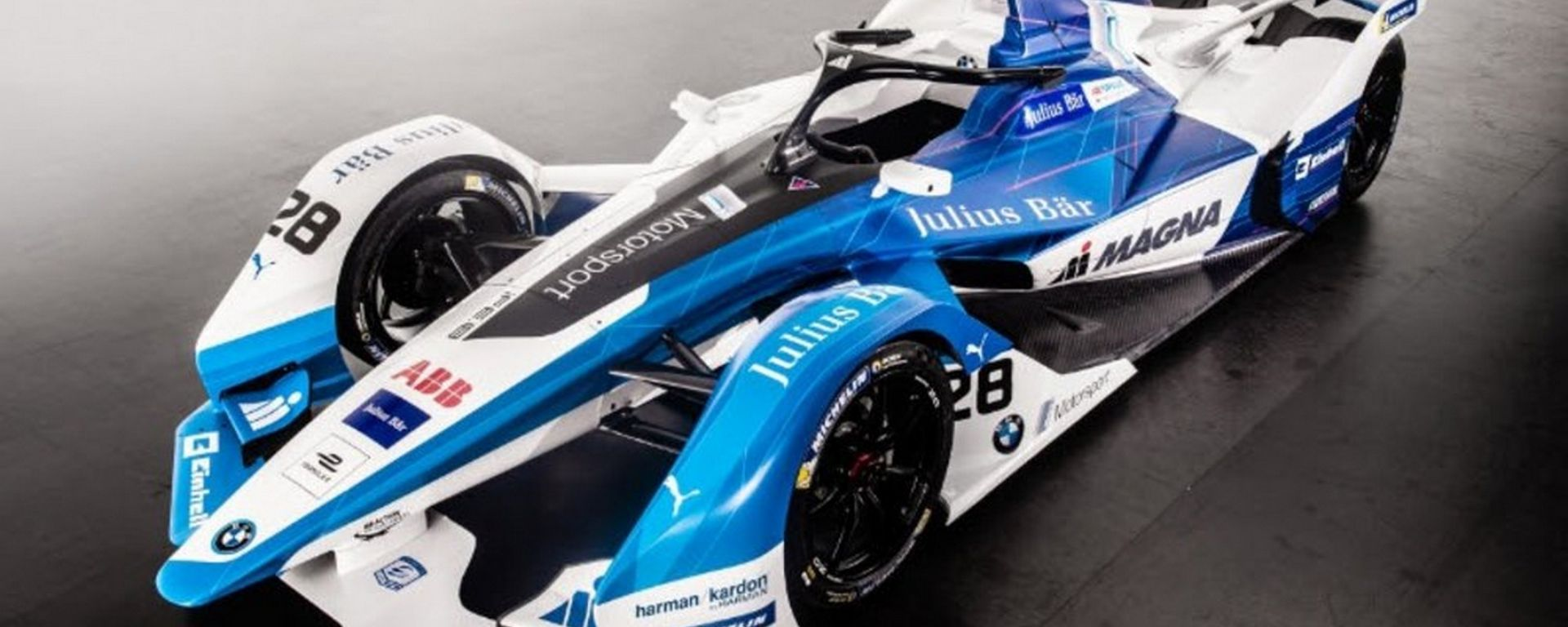BMW i Andretti Motorsport: ecco la monoposto di Formula E