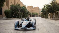 Formula E 2019, Felipe Massa alla guida della sua auto in Arabia Saudita
