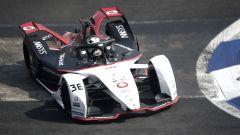 Formula E 2020, ePrix Città del Messico: André Lotterer (Porsche) in pista