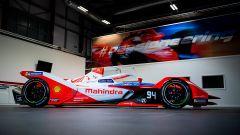 Formula E 2021: la Mahindra Racing M7Electro di Alexander Sims e Alexander Lynn