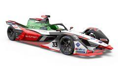 Formula E 2021, la nuova Audi e-tron FE07 | Vista 3/4 anteriore
