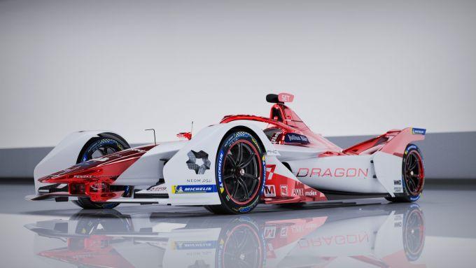 Formula E 2021: la nuova Dragon-Penske Racing