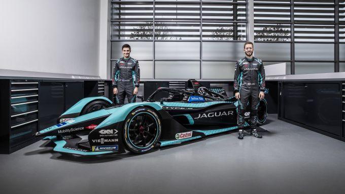 Formula E 2021: la nuova Jaguar Racing di Sam Bird e Mitch Evans