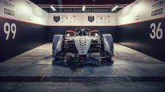 Formula E 2021: la nuova Porsche 99X