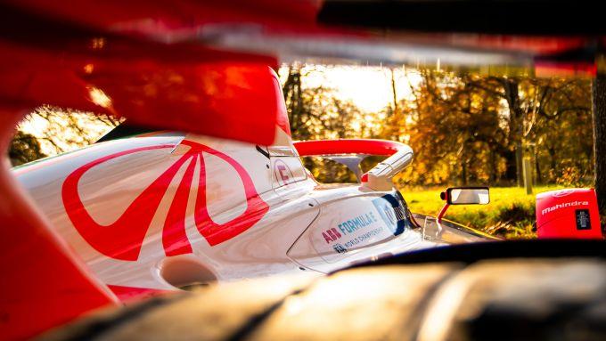 Formula E 2021, la presentazione della nuova Mahindra Racing M7Electro