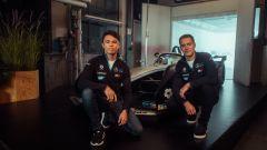 Formula E 2021: Nyck De Vries e Stoffel Vandoorne (Mercedes EQ)