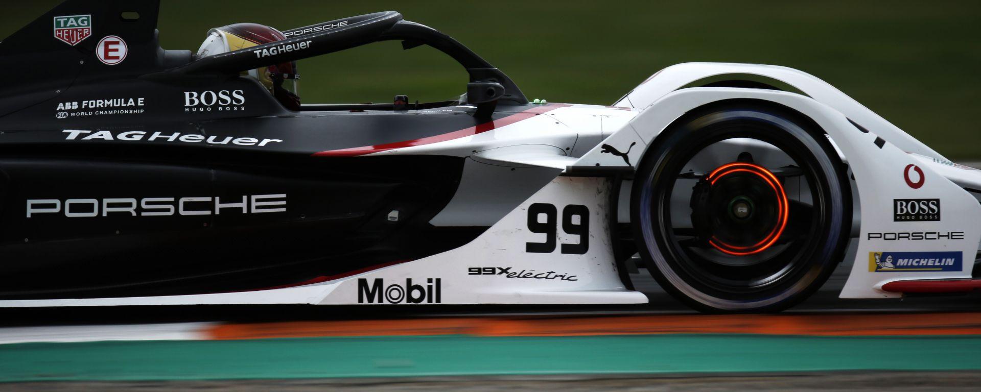 Formula E 2021, Pascal Wehrlein (Porsche)