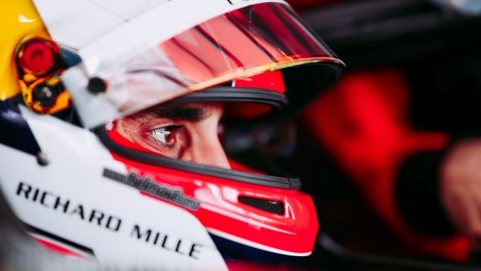 Formula E 2021: Sebastien Buemi (Nissan)