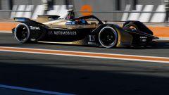 Formula E 2021 test Valencia: Antonio Felix Da Costa (DS Techeetah) in pista