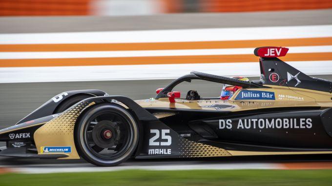 Formula E 2021, Test Valencia: Jean-Eric Vergne (DS Techeetah)