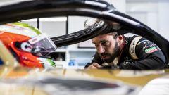 Formula E 2021, Test Valencia: Jean-Eric Vergne guarda il compagno Antonio Felix Da Costa