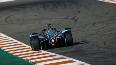 Formula E 2021, Test Valencia: la nuova Jaguar Racing di Mitch Evans