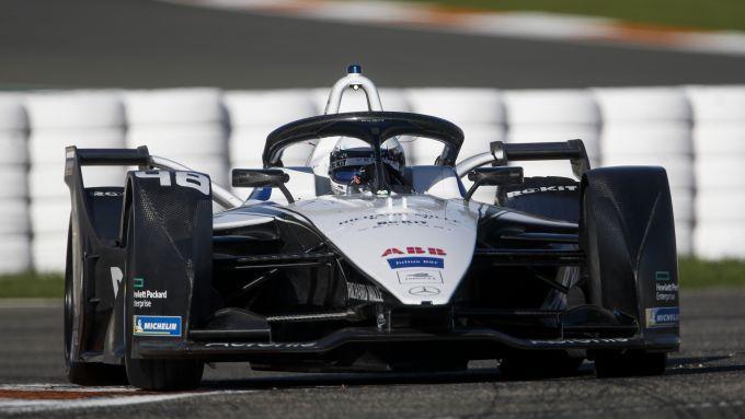 Formula E 2021, Test Valencia: la nuova Venturi Racing di Edoardo Mortara