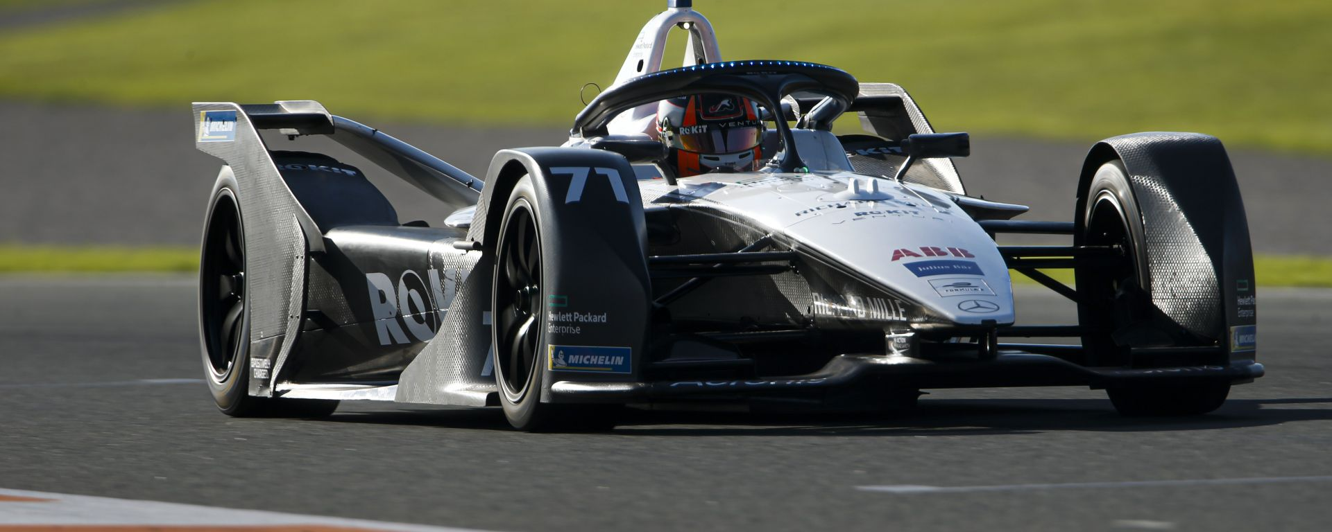 Formula E 2021, Test Valencia: la nuova Venturi Racing di Norman Nato