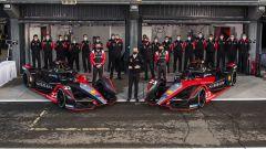 Formula E 2021, test Valencia: la presentazione Nissan e.Dams