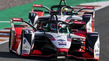 Formula E 2021, Test Valencia: le nuove Audi Sport Abt Schaeffler di Lucas Di Grassi e René Rast