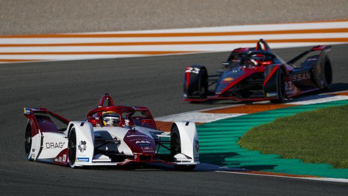 Formula E 2021 Test Valencia: Sergio Sette Camara (Dragon Penske)