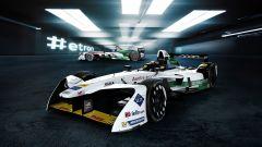 Formula e Audi e-tron