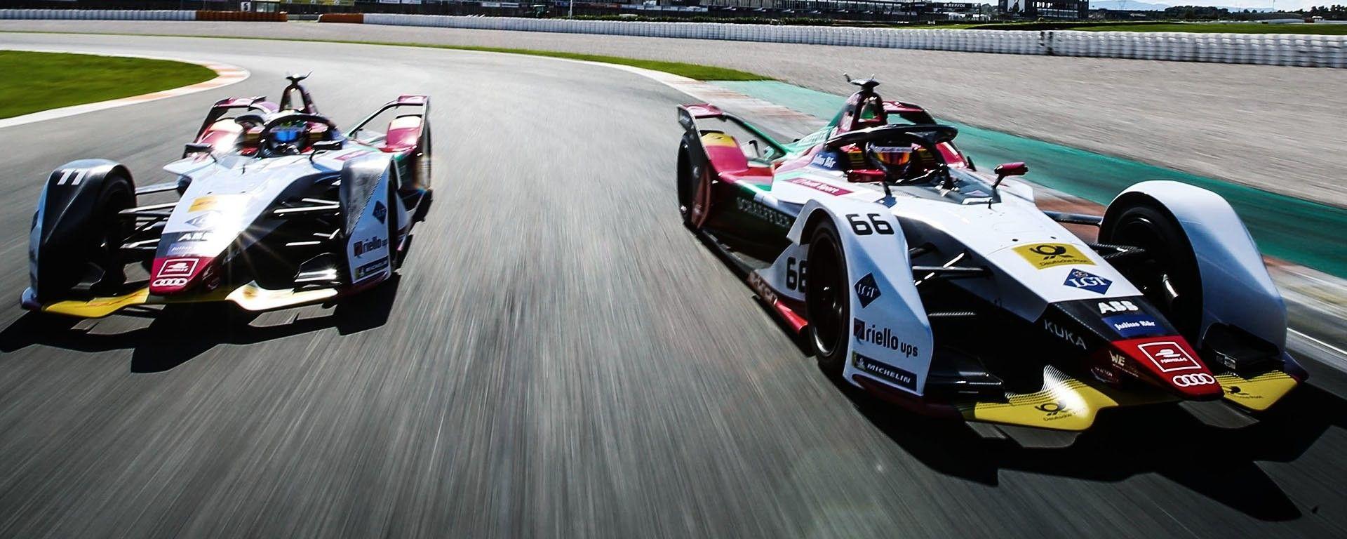 Formula E 2019: Audi Sport ABT Schaeffler