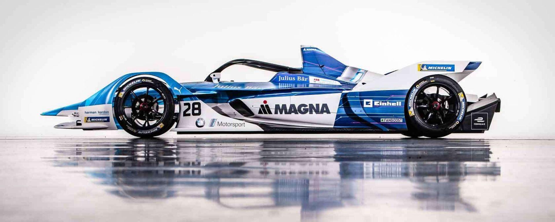 Formula E 2019: BMW i Andretti Motorsport