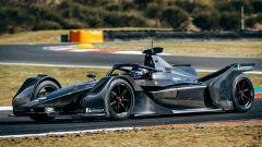 Formula E, debutto in pista a Varano per la Mercedes