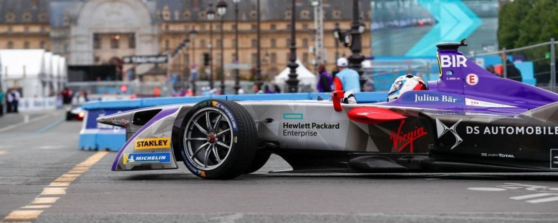 DS Racing: con Sam Bird il podio a Parigi è servito