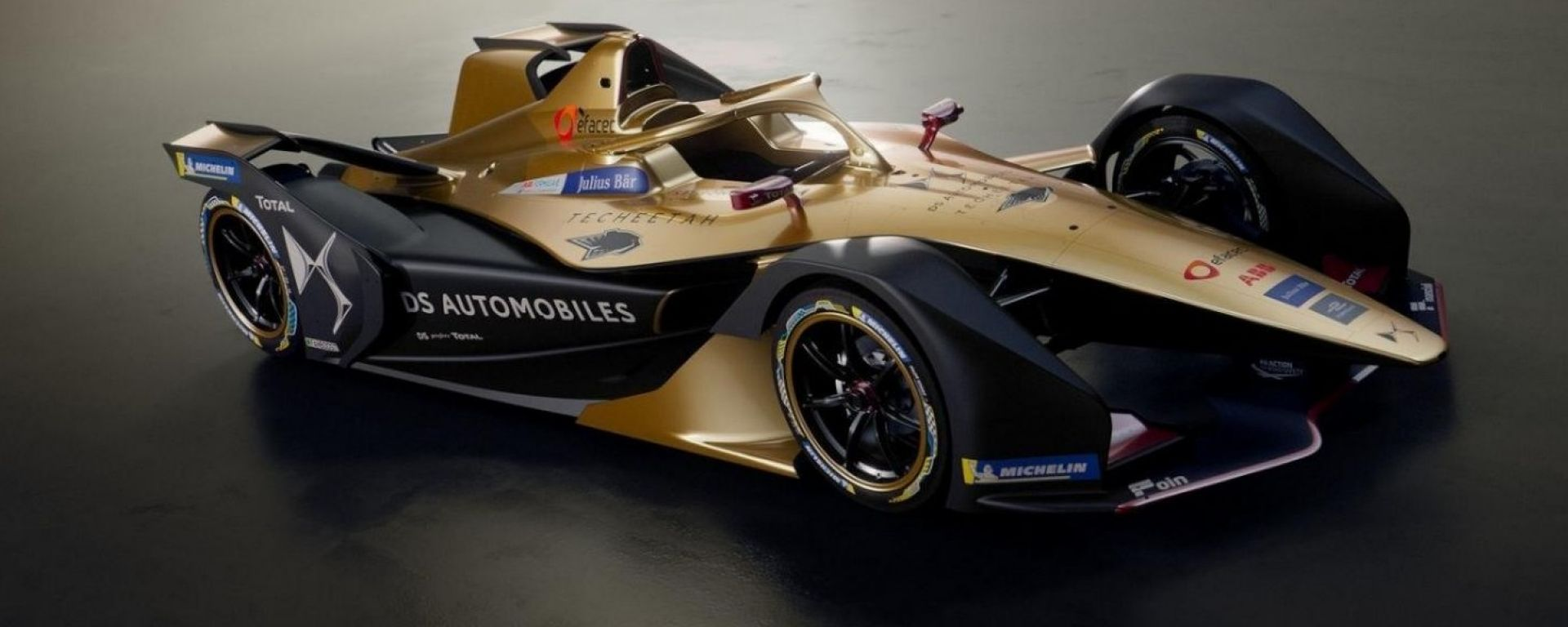 Formula E 2019: DS Techeetah