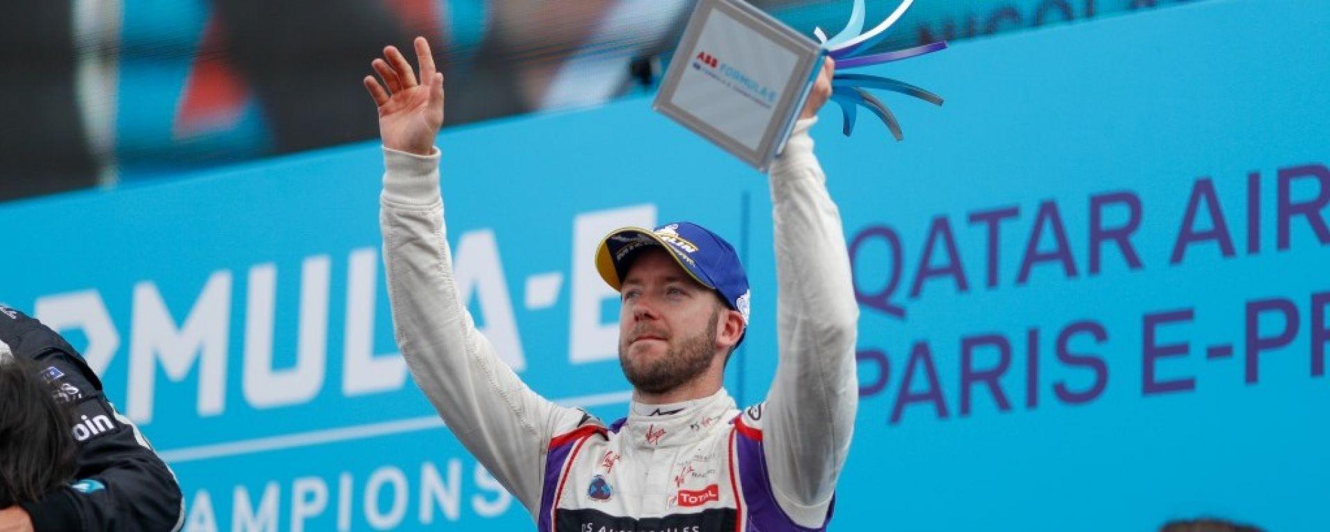 Sam Bird dopo il GP di Parigi: che gara spettacolare!