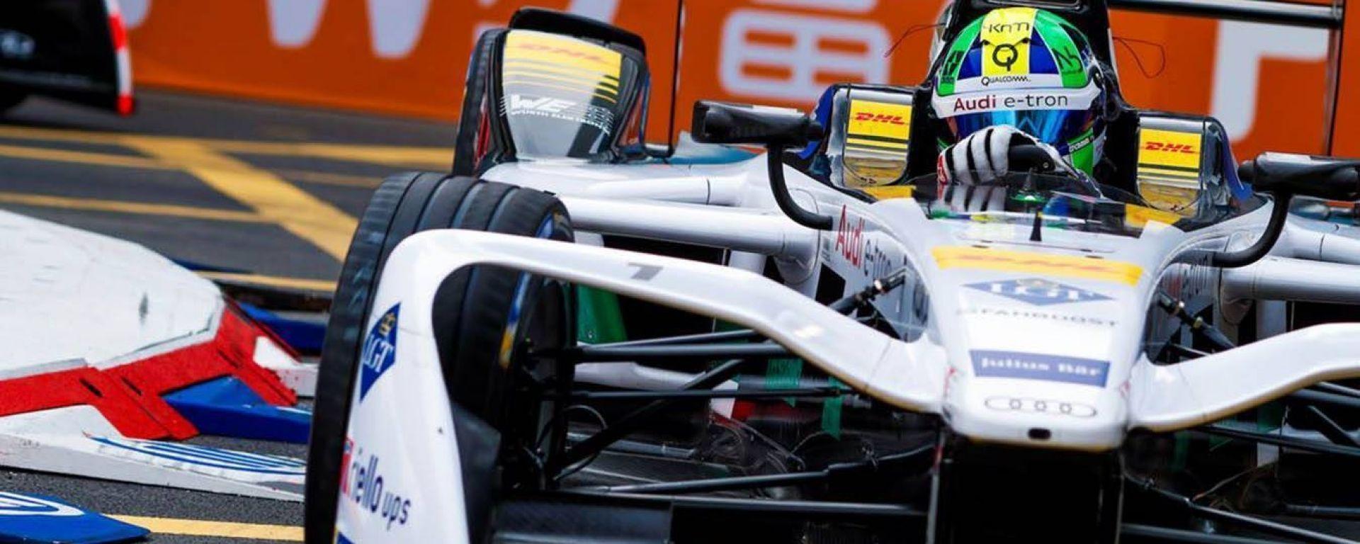 Formula E E-Prix Berlino Germania, tutte le info: orari, risultati, qualifica, gara