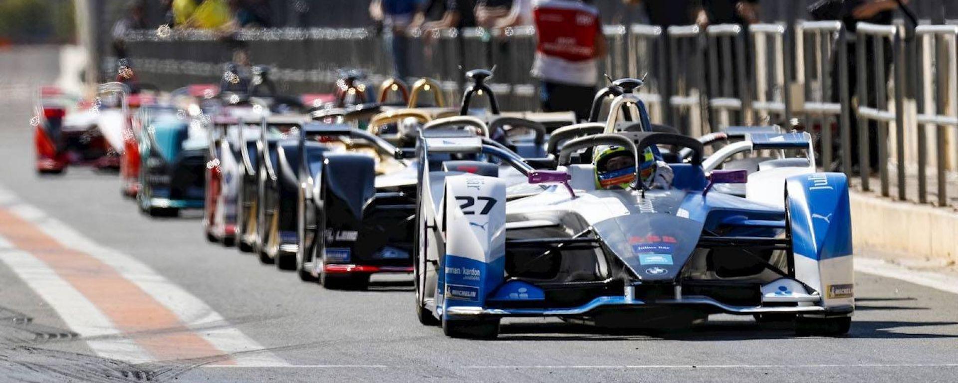 Formula E E-Prix Hong Kong: gli orari per vederla in tv