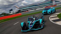 Formula E: ecco la nuova Jaguar Racing I-TYPE 3 per il mondiale elettrico - Immagine: 3