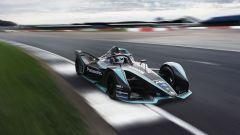Formula E: ecco la nuova Jaguar Racing I-TYPE 3 per il mondiale elettrico - Immagine: 1